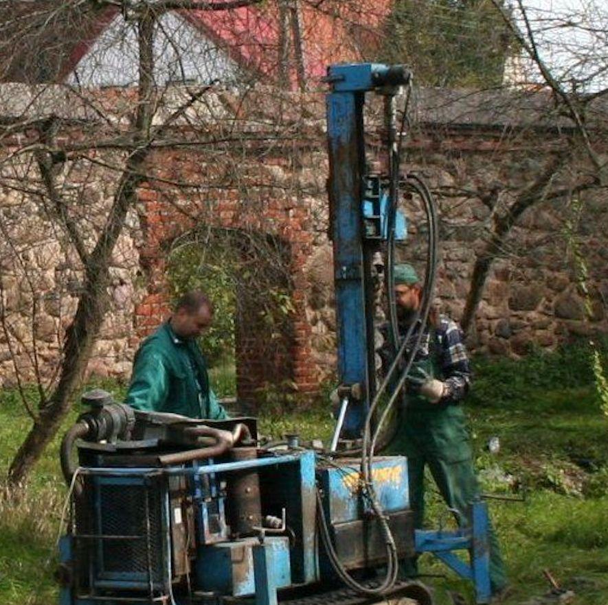 pracownicy Geoprojektu